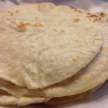Food Storage Restaurant-Style Tortillas