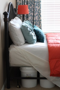 Under Bed Storage   Food Storage Ideas for Small Homes