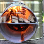 How to Build a Rocket Stove to Impress the Boys ;)