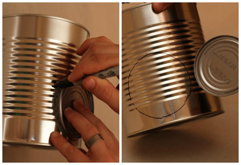 Construir un Rocket Stove-Una de las mejores y más eficientes maneras de cocinar en una emergencia! www.Prepared-Housewives.com alternativecooking # # # offgridcooking powerlesscooking