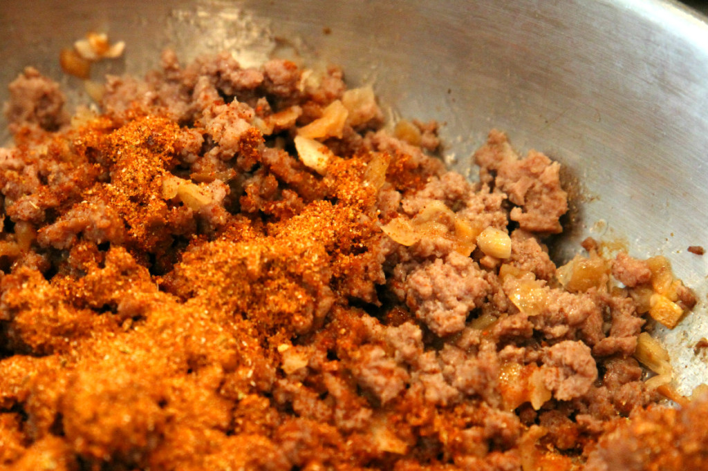 Skip the preservatives and make your own Taco Seasoning with just a few ingredients! - www.Prepared-Housewives.com #TacoSeasoning #Homemade #GlutenFree