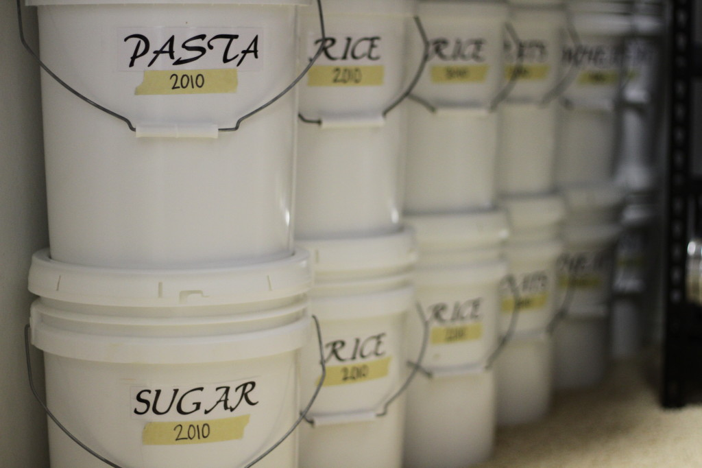 Supersizing Food Storage With Buckets The Prepper Journal