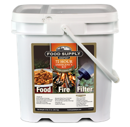 Food Fire Filter Bucket