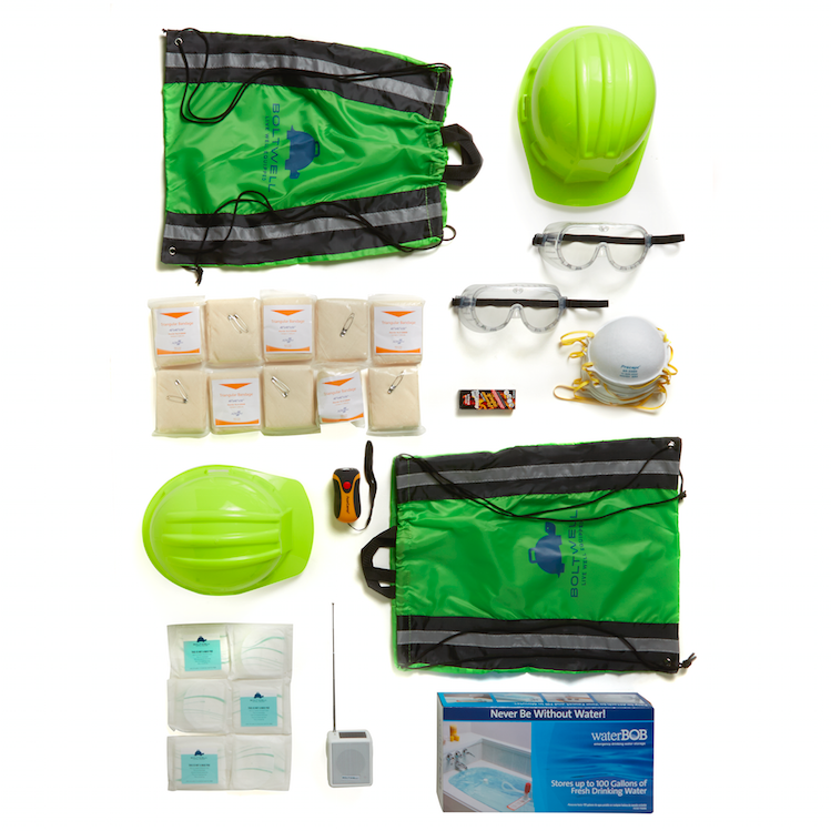 Tornado Hurricane Emergency Kit