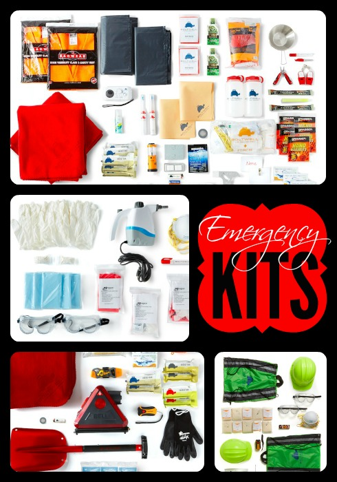 Emergency Kits for Survival