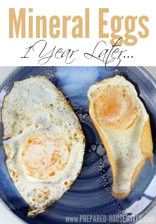 Can you preserve eggs for over a year? Check-out this post to find out how! Prepared-Housewives.com #preserveeggs #foodstorage #shelflifeofeggs