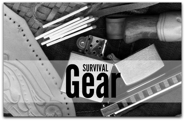 Must Have Survival Gear