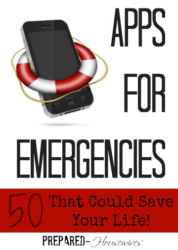 Apps for Emergencies: 50 That Could Save Your Life