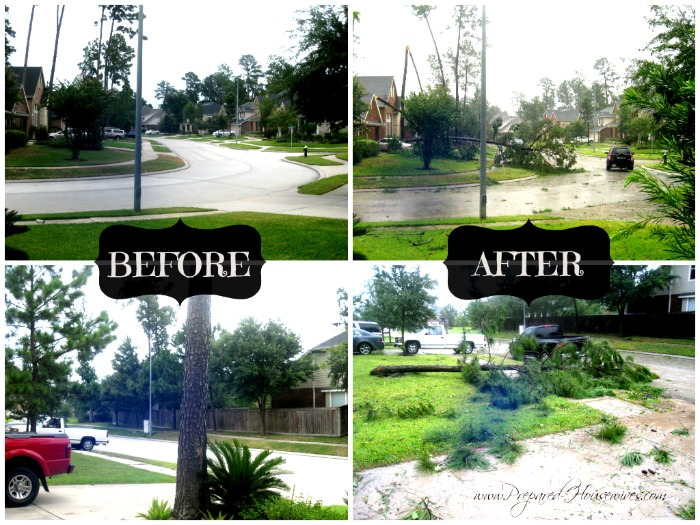 Before and After Pictures of Hurricane Ike: How to Prepare for a Hurricane