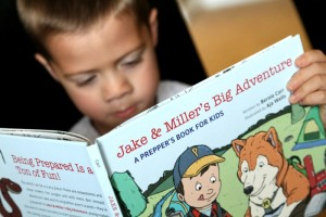 Jake & Miller's Big Adventure (A Preppers Book for Kids)