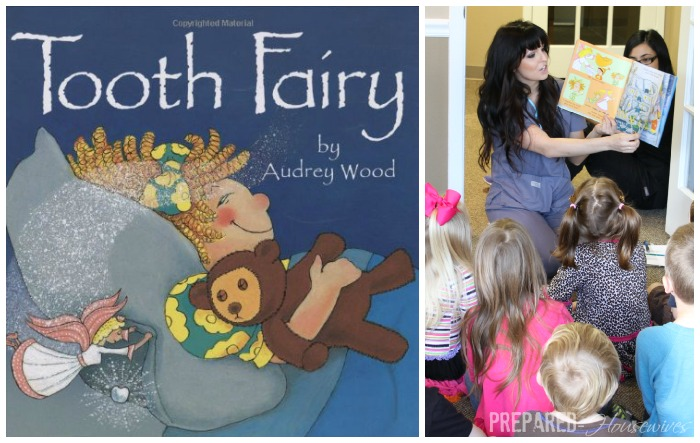 Read the Tooth Fairy Book - My Favorite