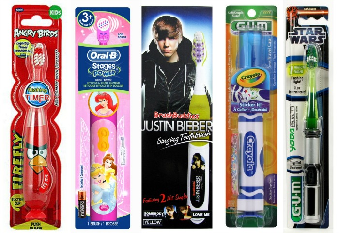 Find a Favorite Toothbrush