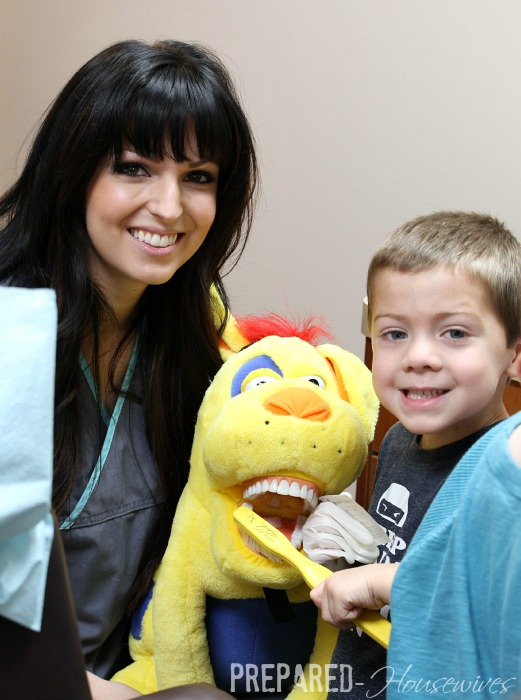 Going to the Dentist with Kids can be fun