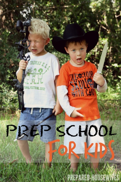 Prep School For Kids: 48 Survial Skills They Can Learn This Summer