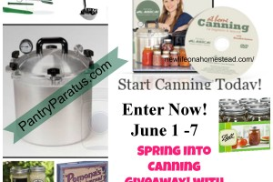 WIN My Favorite Canning Supplies…
