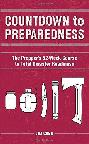 Countdown to Preparedness - An Interview with the Author Jim Cobb