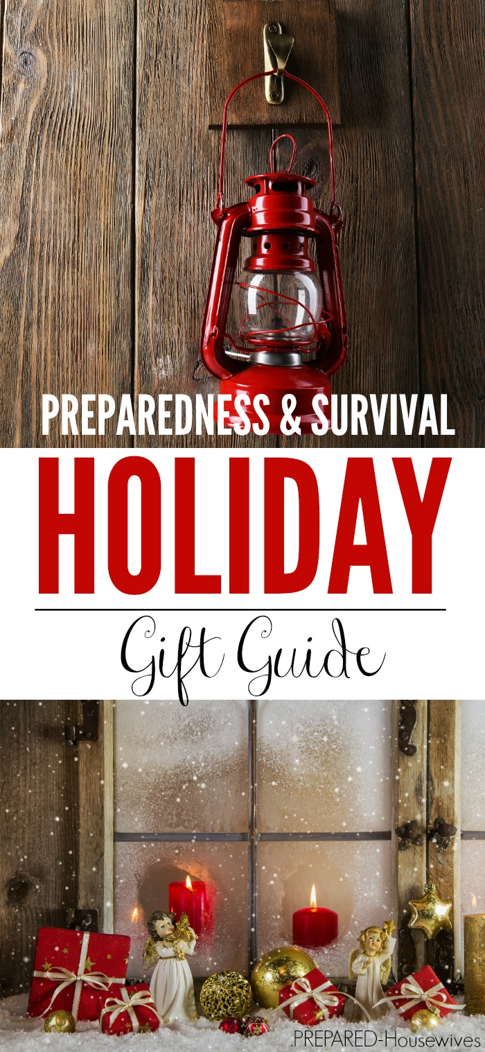 Preparedness & Survival Holiday Gift Guide