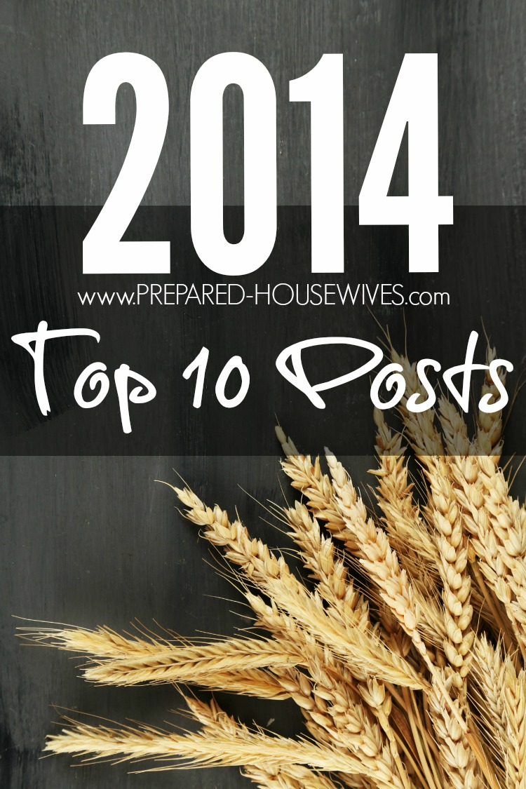 Top 10 Preparedness Posts of 2014