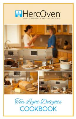 HERC Oven Recipe Cookbook