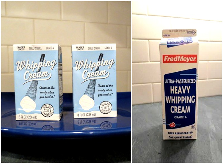 Get Shelf-Stable Whipping Cream