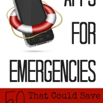 50 Emergency Apps: Turn Your Phone into a Life-Saving Device!