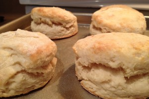 EASY Country Biscuits from Scratch