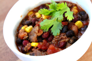 Taco Soup: Are You Afraid of Using Food Storage? Start With This Recipe…