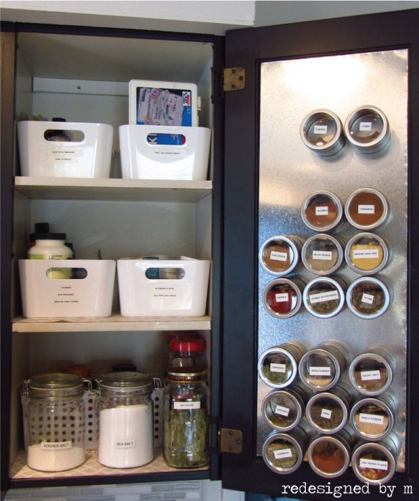 Medicine E Cabinet 37 Creative Storage Solutions To Organize All Your Food  Supplies