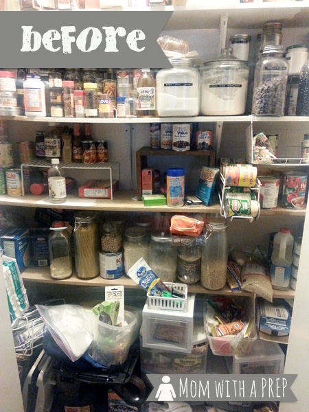 8 tips for cleaning the pantry